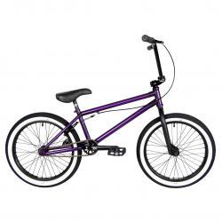 Велосипед BMX Kench Street PRO 2021 21 фиолетовый