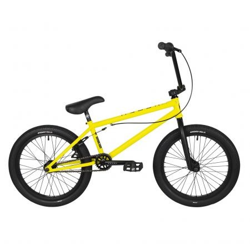 Велосипед BMX Kench Street CRO-MO 2021 21 желтый
