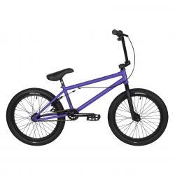 Велосипед BMX Kench Street CRO-MO 2021 21 фиолетовый