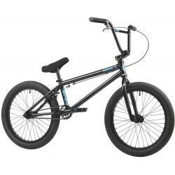 Велосипед BMX Mankind Nexus 2021 20.5 глянцевый черный