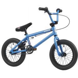 Велосипед BMX Mankind Planet 14 2021 матовый синий