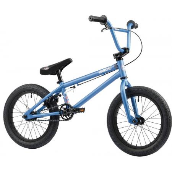 Велосипед BMX Mankind Planet 16 2021 матовый синий