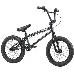 Велосипед BMX Mankind Planet 16 2021 черный