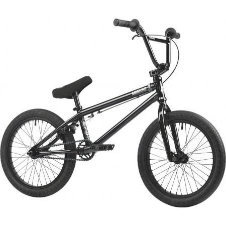 Велосипед BMX Mankind Nexus 18 2021 глянцевый черный
