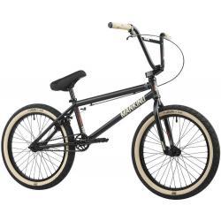 Велосипед BMX Mankind Sureshot 2021 20.5 матовый черный