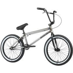 Велосипед BMX Mankind Sureshot 2021 20.5 глянцевый некрашенный