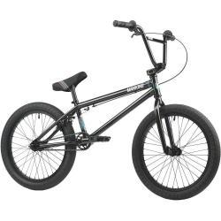 Велосипед BMX Mankind Planet 2021 20 черный