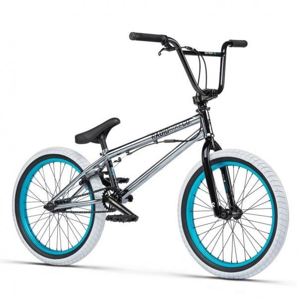 Велосипед BMX Radio Astron 2021 20.75 хром