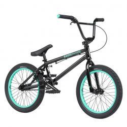 Велосипед BMX Radio SAIKO 18 2021 18 черный