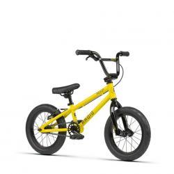 Велосипед BMX Radio REVO 14 2021 14.5 лимон