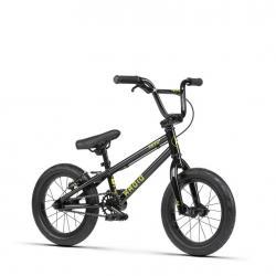 Велосипед BMX Radio REVO 14 2021 14.5 черный