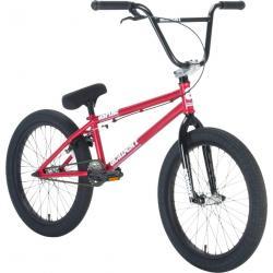 Велосипед BMX Academy Aspire 2021 20.4 темный красный