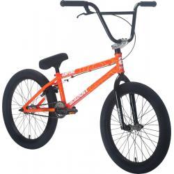 Велосипед BMX Academy Aspire 2021 20.4 оранжевый