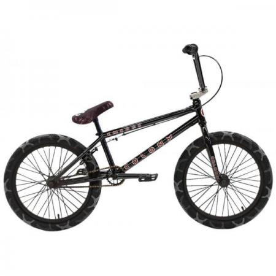 Велосипед BMX Colony Emerge 2021 20.75 черный с серым камуфляжем