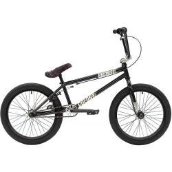 Велосипед BMX Colony Premise 2021 20.8 черный с полированным