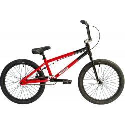 Велосипед BMX Colony Horizon 2021 18.9 черный с красным