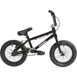 Велосипед BMX Colony Horizon 14 2021 черный с полированным