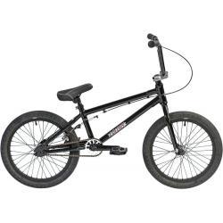 Велосипед BMX Colony Horizon 18 2021 черный с полированным
