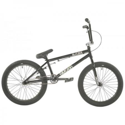 Велосипед BMX Division Blitzer 2021 19.25 черный с полированным