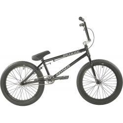 Велосипед BMX Division Brookside 2021 20.5 черный с полированным
