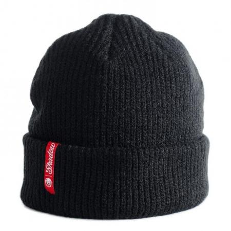 Hat Shadow Old Salt Beanie Black