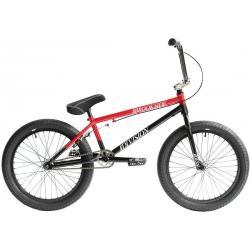 Велосипед BMX Division Brookside 2021 20.5 черный с красным