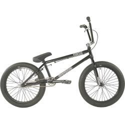 Велосипед BMX Division Fortiz 2021 21 черный с полированным