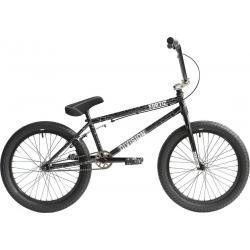 Велосипед BMX Division Fortiz 2021 21 серебро с треском