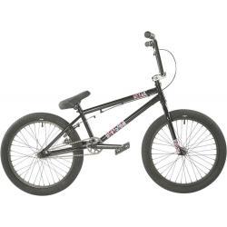 Велосипед BMX Division Reark 2021 19.5 черный с полированным