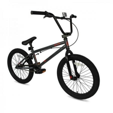 Outleap CLASH 2021 19 gray BMX bike