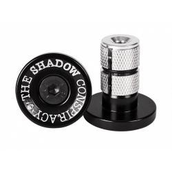 Shadow Deadbolt Black Barends