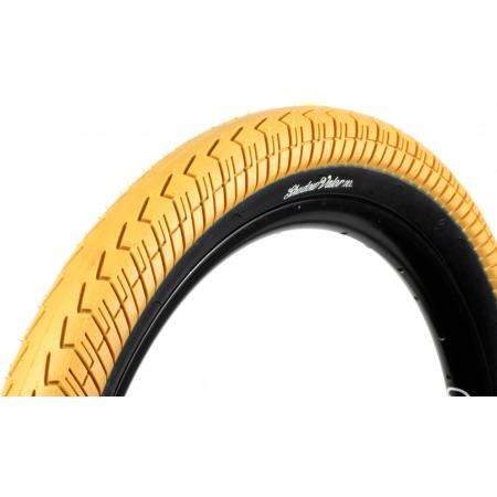 Shadow Valor 2.4 yellow with black wall tire