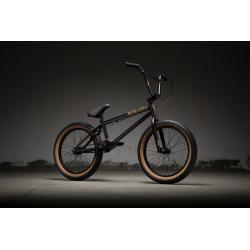 Kink Kicker 18 Gloss Midnight Blue BMX Bike
