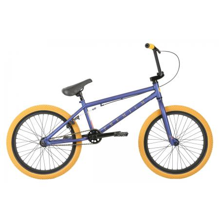 PREMIUM Stray Matte Blue 2019 20.5 BMX Bike