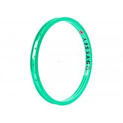 Odyssey Hazard Lite green rim